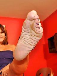 Mature feet, Mature femdom, Mature milf, Beautiful, Femdom mature, Beautiful mature