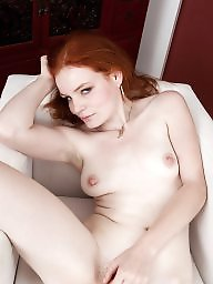 Hairy redhead, Red, Hairy redheads