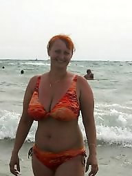 Beach, Russian, Busty russian, Russian boobs, Big, Boob