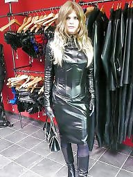Leather, Pvc, Mature leather, Mature pvc, Mature mix, Milf leather