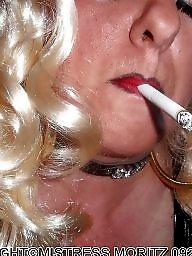 Smoking, Femdom, Smoke, Nails