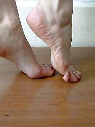 Sexy milf, Milf feet