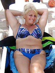 Bikini, Beach, Fetish, Bbw bikini, Bikinis, Bikini amateur