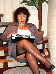 Beauty, Milf stockings, Beautiful