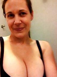 Milf tits, A bra