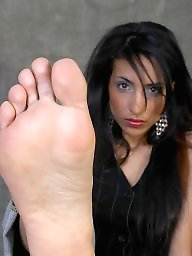 Arabian, Teen feet