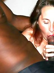 Milf interracial, Milf stockings