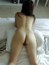 Korean, Asian ass