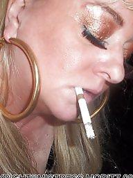 Smoking, Blowjob, Smoke, Milf blowjob, Leoparde