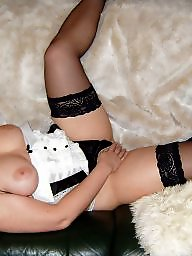 Chubby, Amateur, Chubby stockings, Milf amateur, Milf stockings, Milf stocking